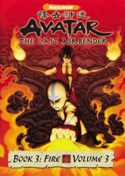Avatar The Last Airbender Book 3